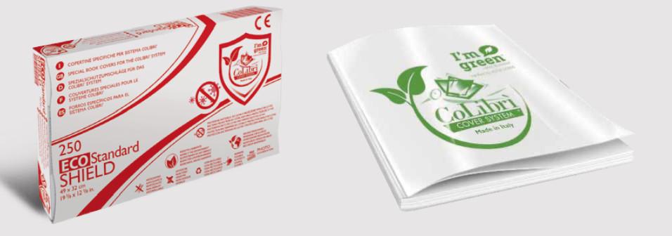 CoLibrì lance une nouvelle gamme de couvertures de livres AVEC PROTECTION BACTERIENNE ET VIRALE