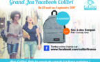 Concours Facebook Colibri : gagnez un sac Eastpak !