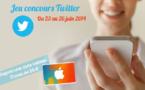 Concours Twitter : gagnez une carte cadeau iTunes de 25€ !