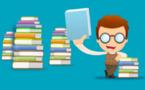 Decitre, Cultura et Chapitre proposent l'option couverture de livres en ligne