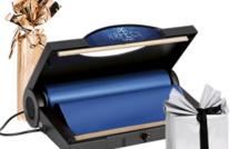 Découvrez la nouvelle machine à emballer les cadeaux CoLibri Perfecta