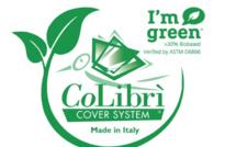 Couvertures biosourcées CoLibri I'm Green